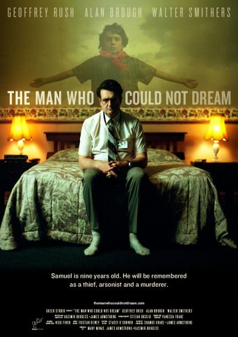 The Man Who Could Not Dream Poster
