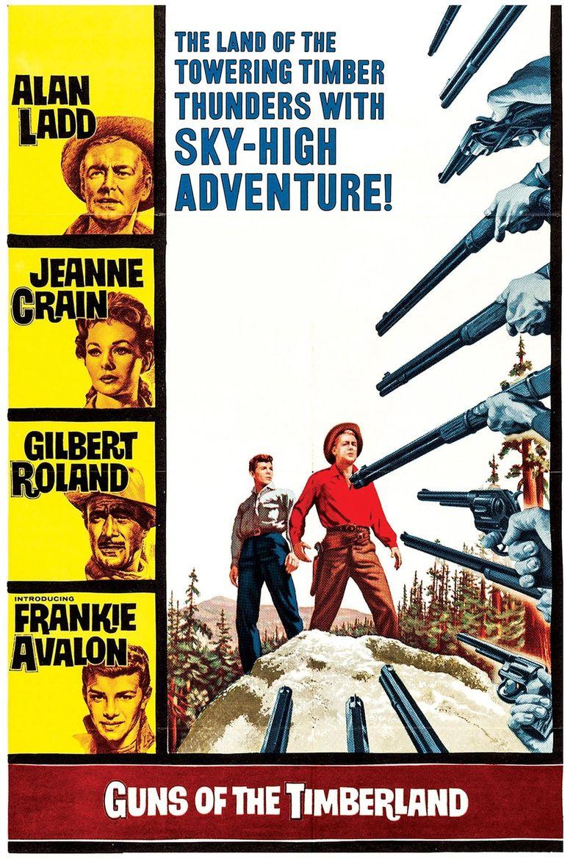 Watch Guns of the Timberland