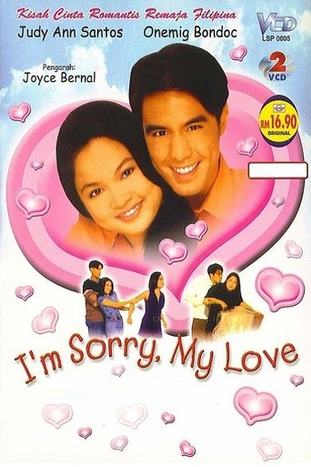 I'm Sorry, My Love Poster