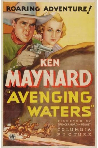 Avenging Waters Poster