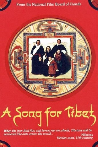 A Song for Tibet Poster