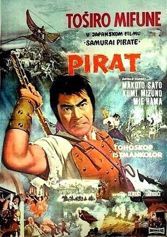 Samurai Pirate Poster