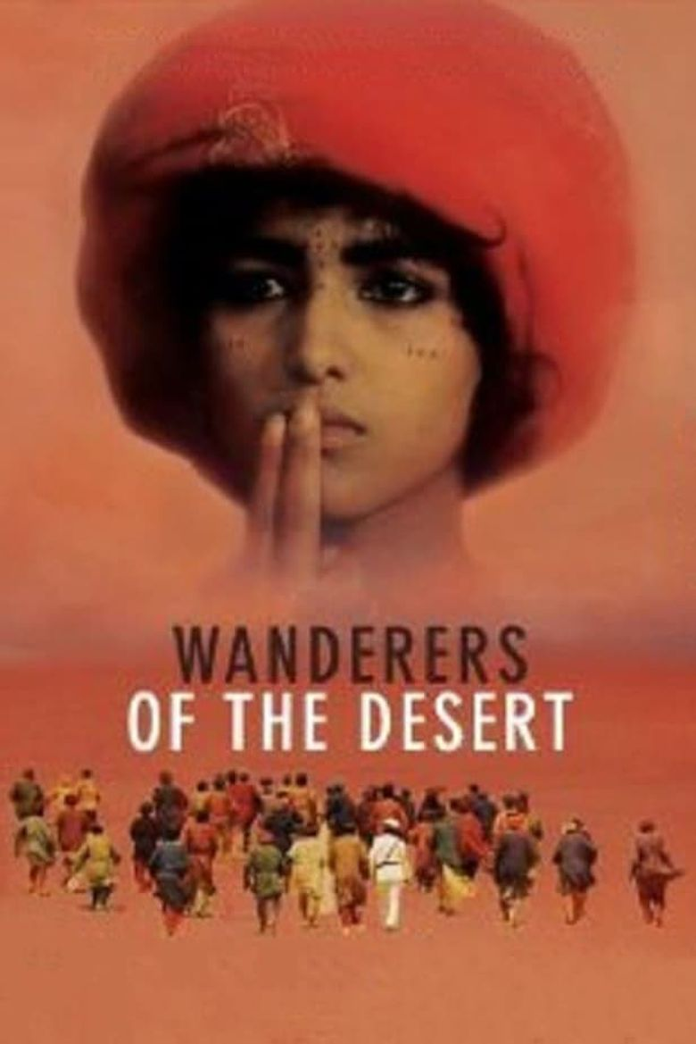Wanderers of the Desert Poster