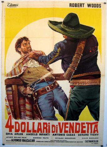 4 Dollars of Revenge Poster