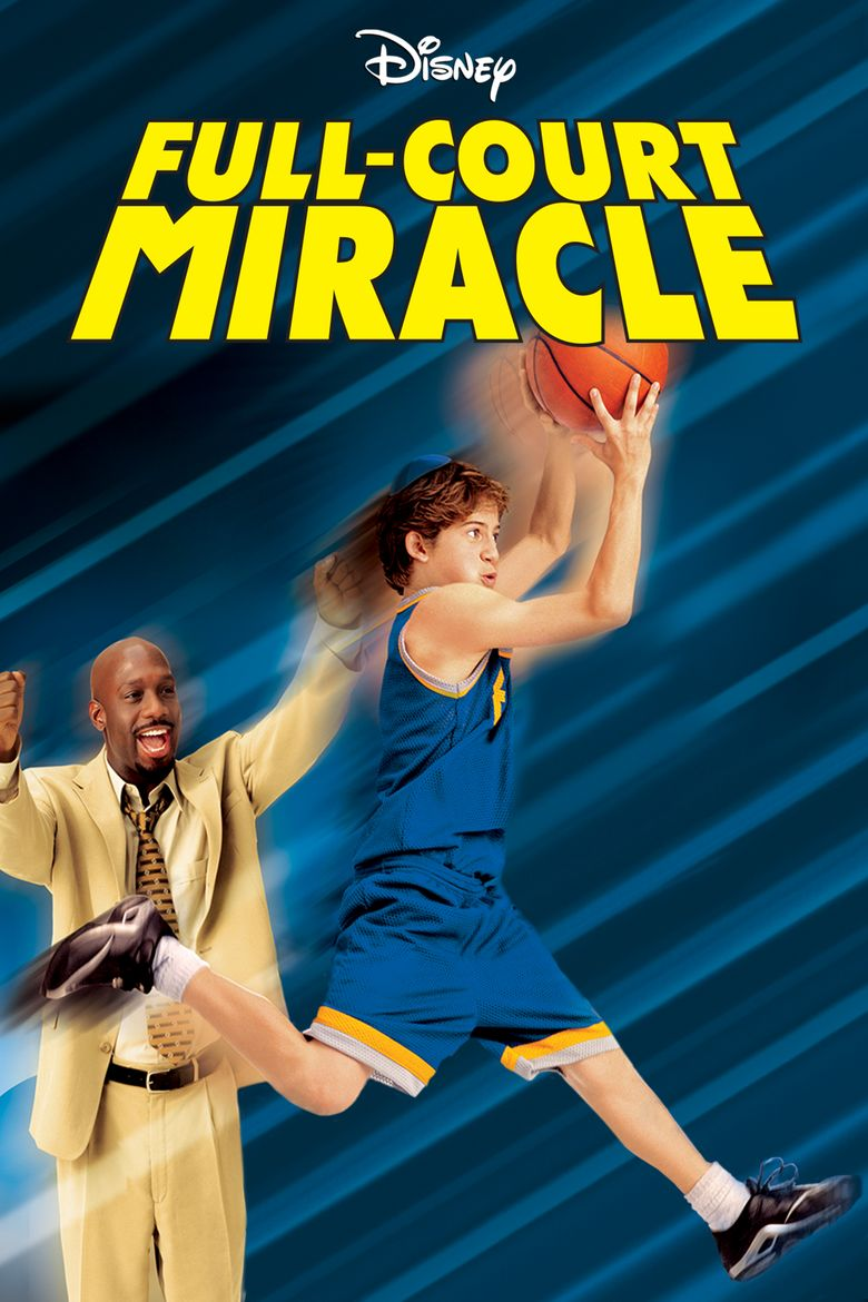 Full-Court Miracle Poster