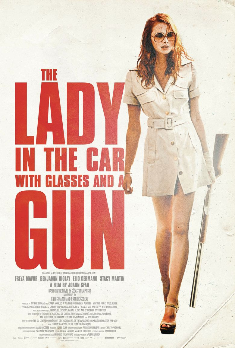 Watch The Lady in the Car with Glasses and a Gun