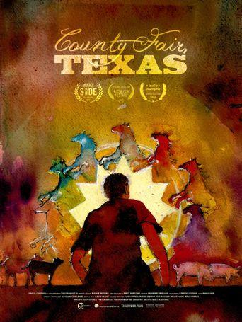 County Fair, Texas Poster