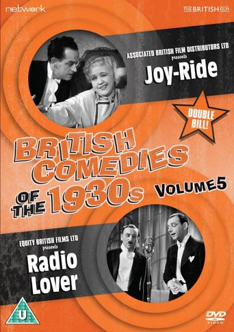 Joy Ride Poster