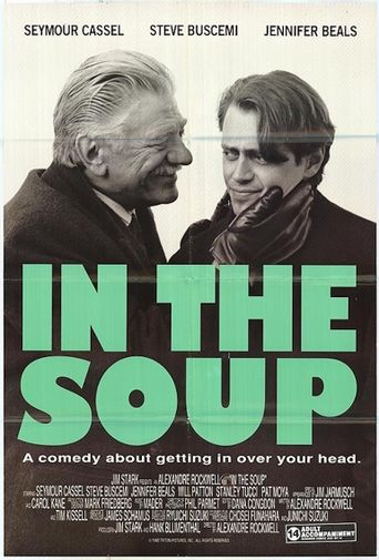 In the Soup Poster