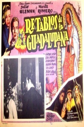 Retablos de la Guadalupana Poster