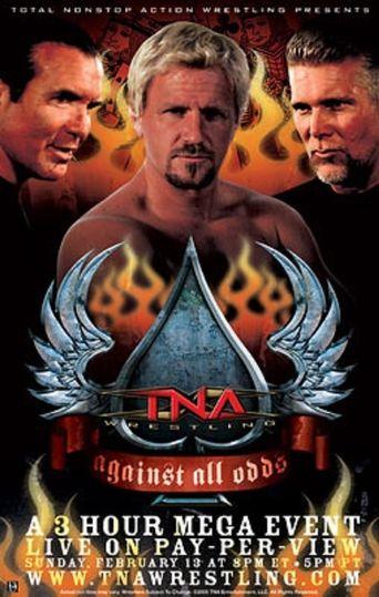 TNA Against All Odds 2005 Poster