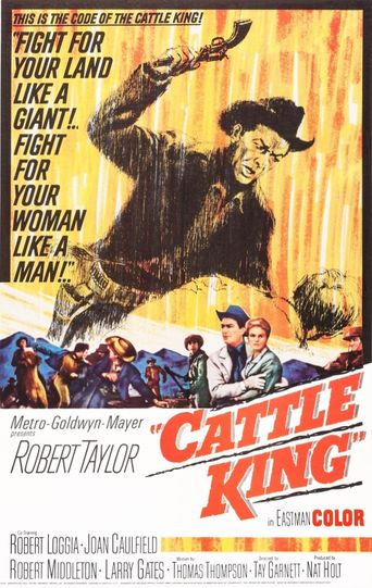 Cattle King Poster