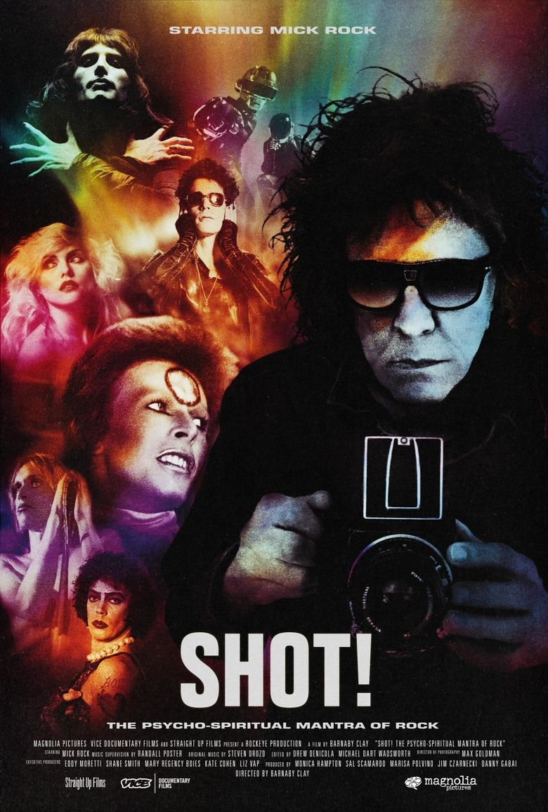Shot! The Psycho-Spiritual Mantra of Rock Poster