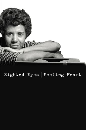 Lorraine Hansberry: Sighted Eyes / Feeling Heart Poster