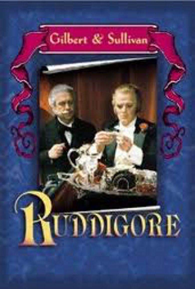 Ruddigore Poster