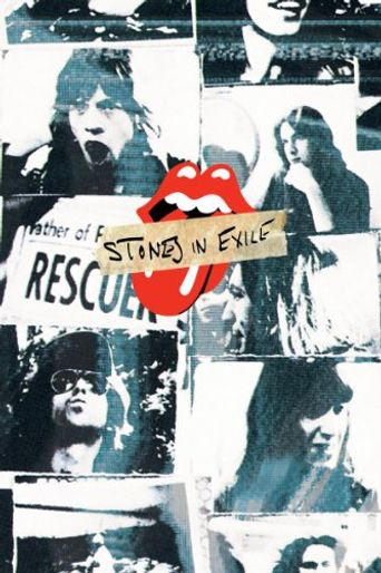 The Rolling Stones: Stones in Exile Poster