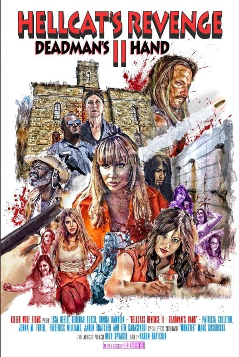 Hellcat's Revenge II: Deadman's Hand Poster