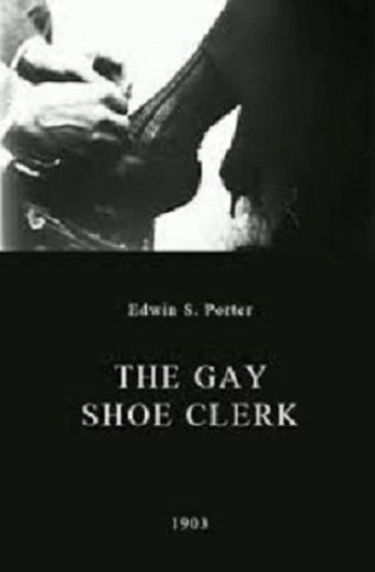 The Gay Shoe Clerk Poster