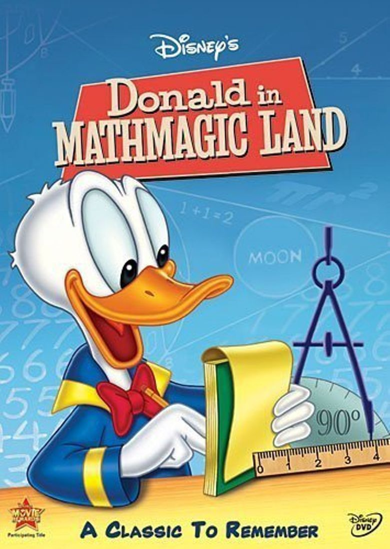 Watch Donald in Mathmagic Land