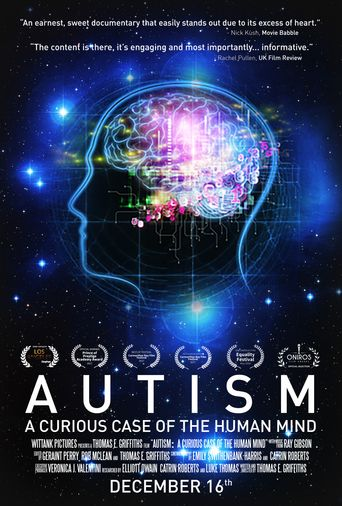 Autism: A Curious Case of the Human Mind Poster