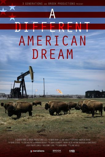 A Different American Dream Poster