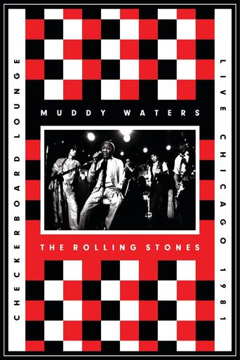 Muddy Waters and The Rolling Stones: Live at the Checkerboard Lounge Poster