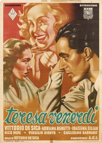 Teresa Venerdì Poster