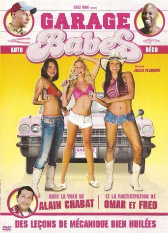 Garage Babes Poster