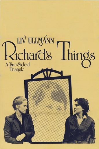 Richard's Things Poster