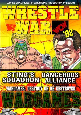WCW WrestleWar 1992 Poster