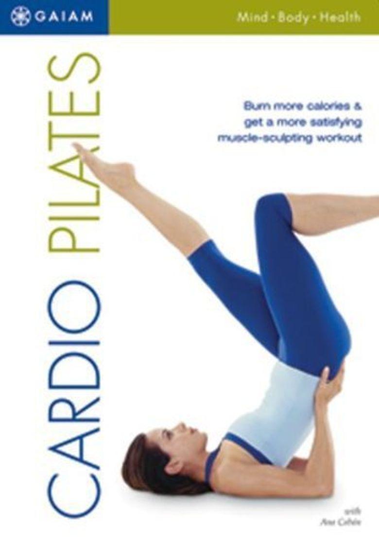 Cardio Pilates Poster