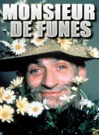 Monsieur de Funès Poster