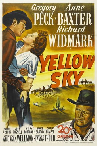 Watch Yellow Sky