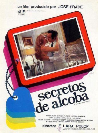 Secretos de alcoba Poster