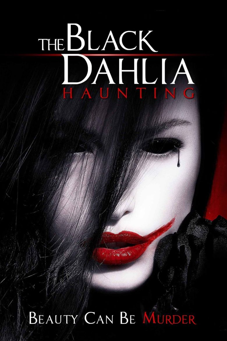 The Black Dahlia Haunting Poster