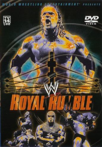 WWE Royal Rumble 2003 Poster