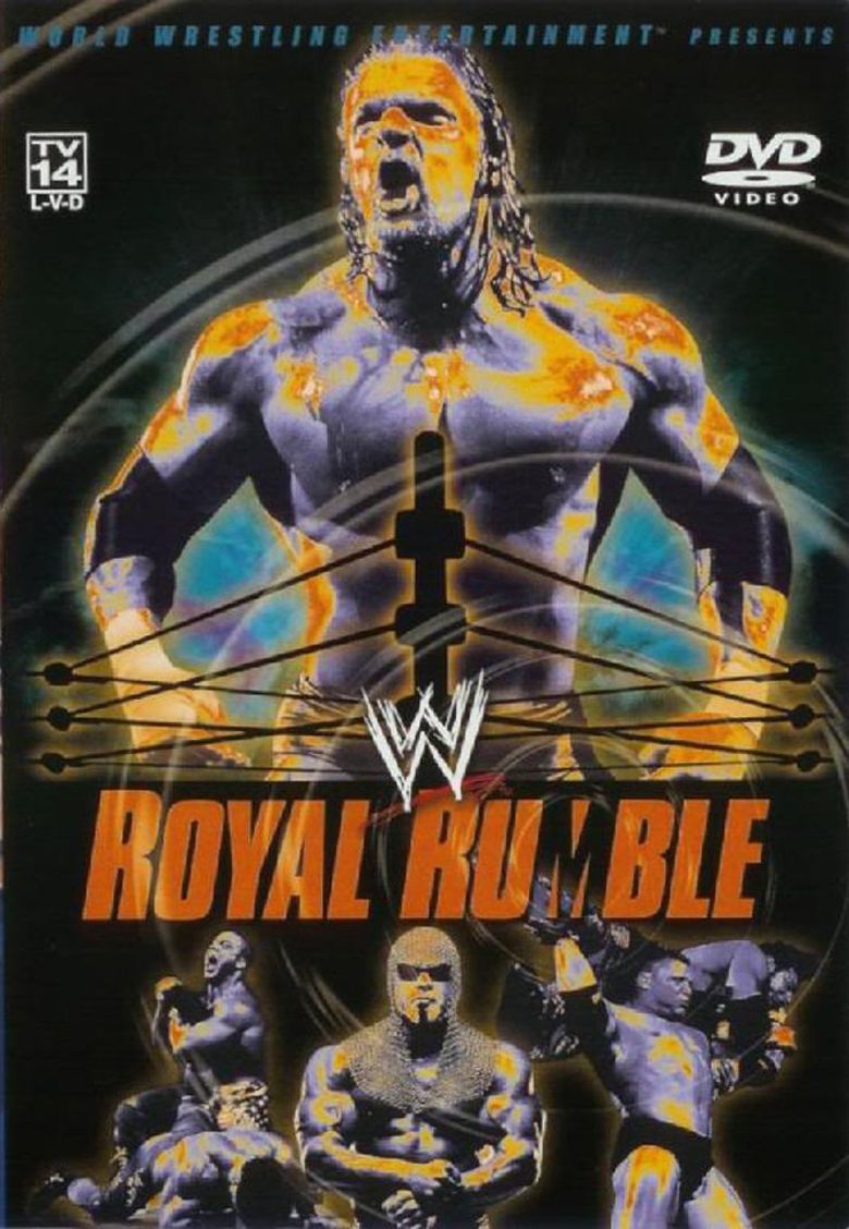 WWE Royal Rumble 2003 Poster