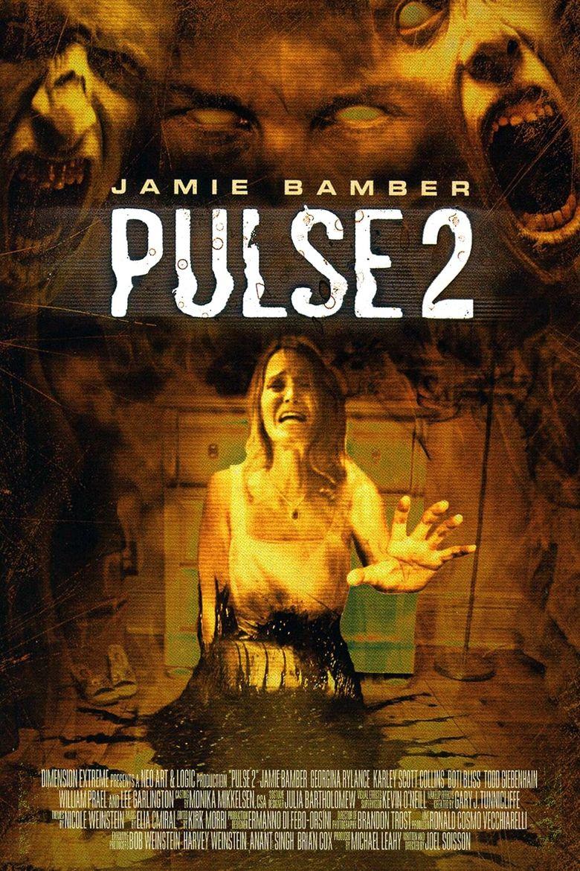 Pulse 2: Afterlife Poster