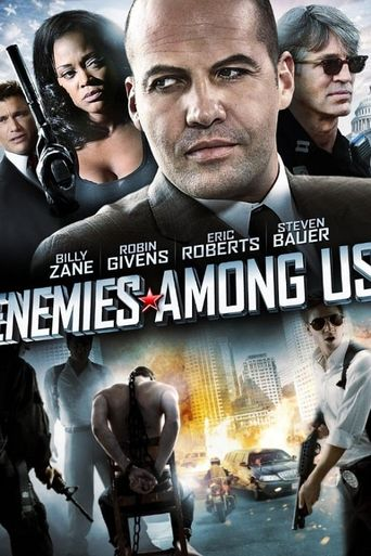 Enemies Among Us Poster