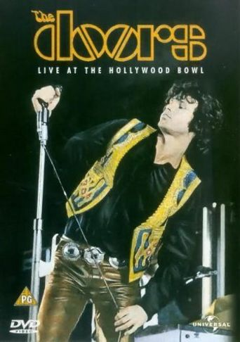 The Doors: Live at the Bowl '68 Poster