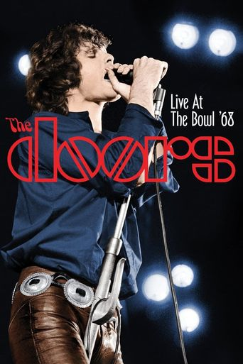 The Doors - Live at the Bowl '68 Poster