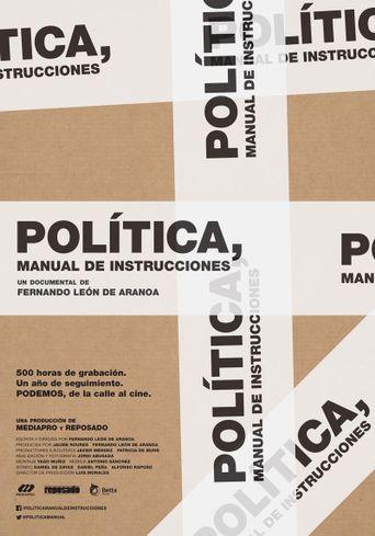 Politics, Instructions Manual Poster