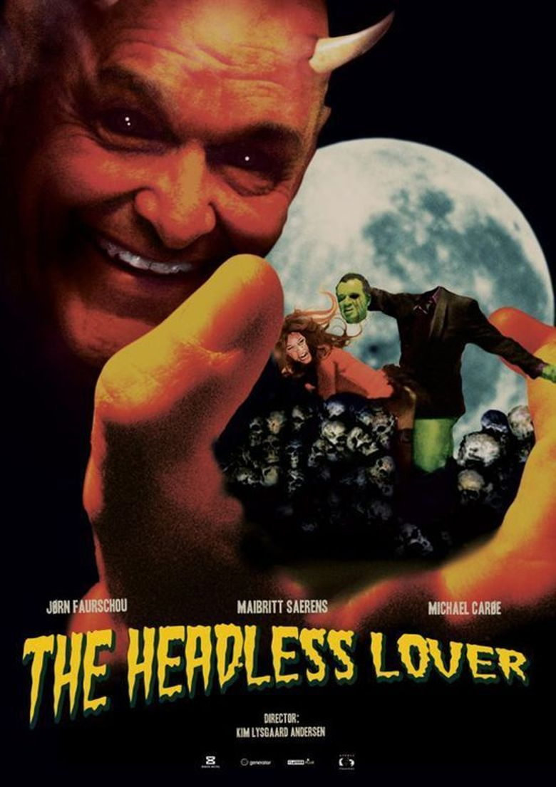 The Headless Lover Poster