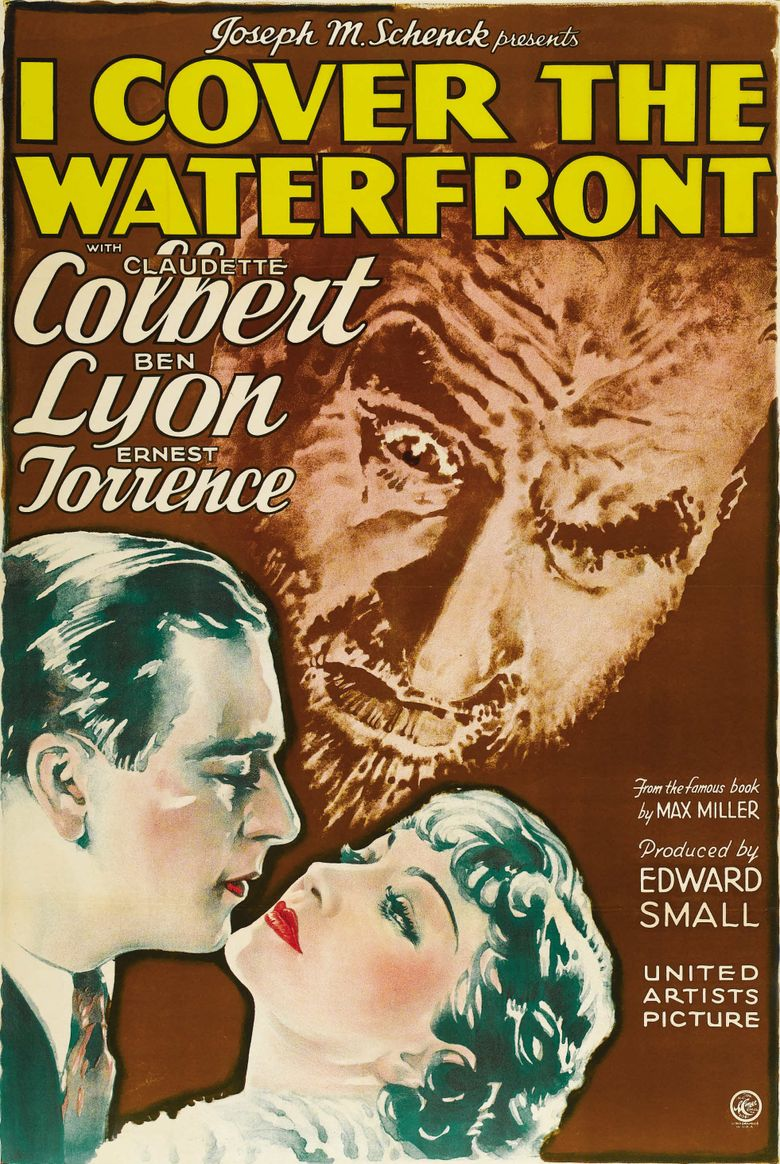 I Cover the Waterfront Poster