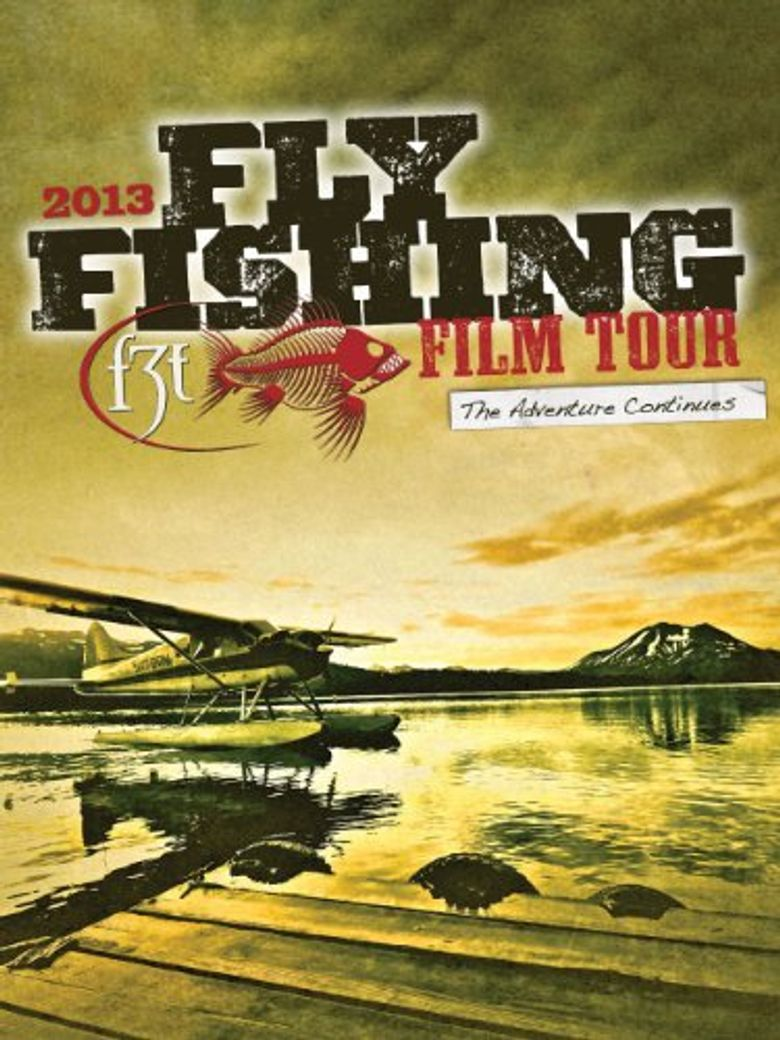 Fly Fishing Film Tour 2013 Poster