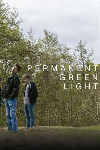 Permanent Green Light Poster