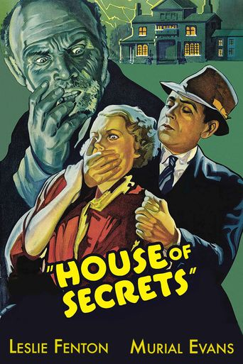 The House of Secrets Poster