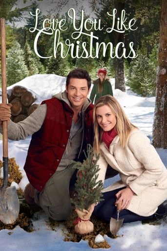 Love You Like Christmas Poster