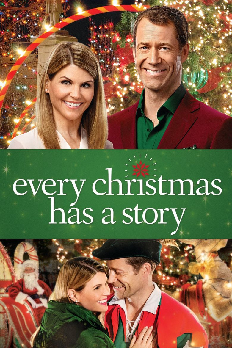 Every Christmas Has a Story Poster