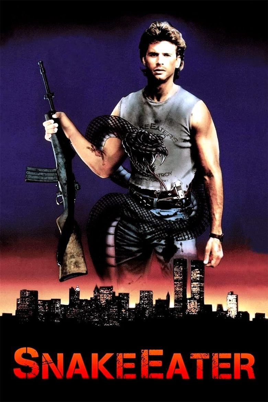 Snake Eater Poster